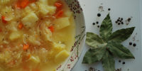 Kapusniak (Sauerkraut Soup) - Probiotic